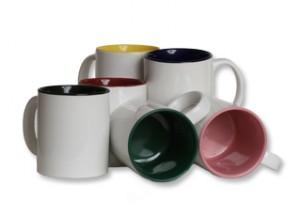 Übersicht an bedruckbaren Tassen