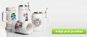 Bier Krug bedrucken