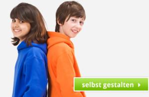 kinderkleidung - Basecaps mit Druck