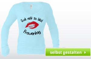 t-shirts mit Spruch Frauentag