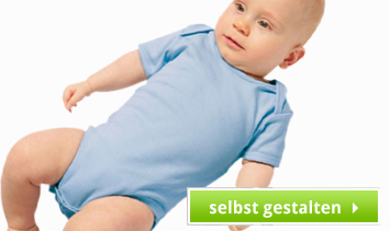 Baby Body bedrucken