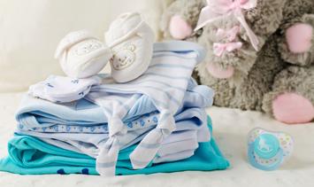 Babykleidung gestalten