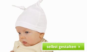 Baby Mützen bedrucken