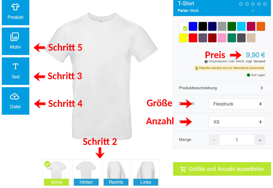 Wie kann man Abi Shirts gestalten?