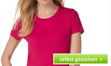 Frauen T-Shirt bedrucken