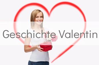 Geschichte vom Valentinstag