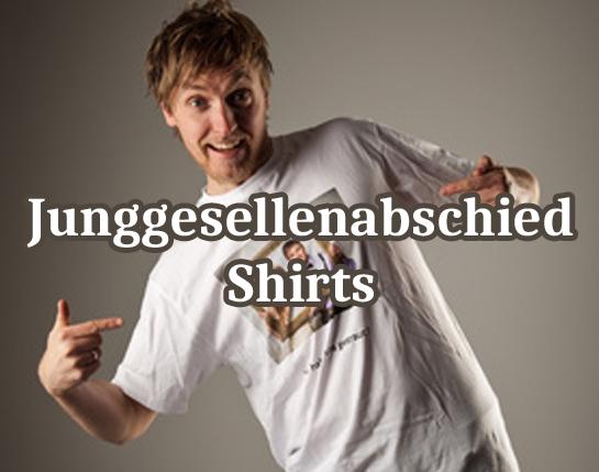 Junggesellenabschied Shirts bedrucken