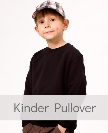 Kinder Pullover zum bedrucken