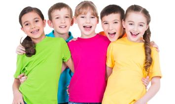 Kinder Shirts gestalten
