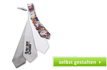 Firmen Krawatten bedrucken