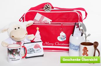 Geschenke zum Nikolaus