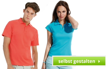 Firmen Poloshirts bedrucken