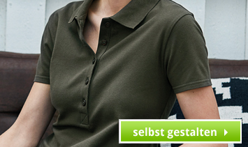 Frauen Poloshirts bedrucken