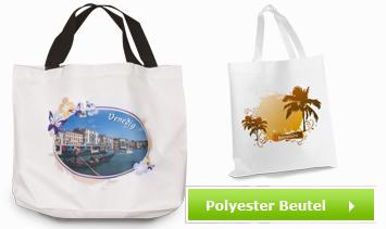 Polyester Taschen bedrucken