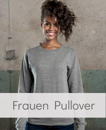 Frauen Pullover zum bedrucken