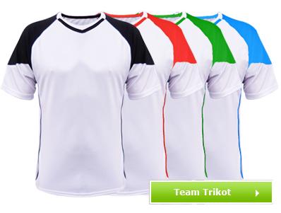 Team Trikot bedrucken