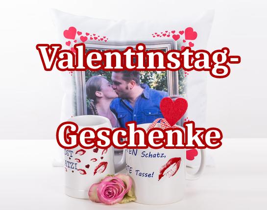 Geschenke Valentinstag