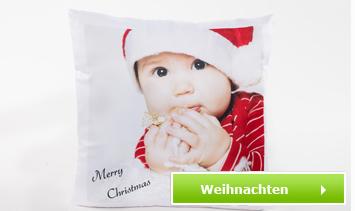 Kissendruck als Weihnachtsgeschenk