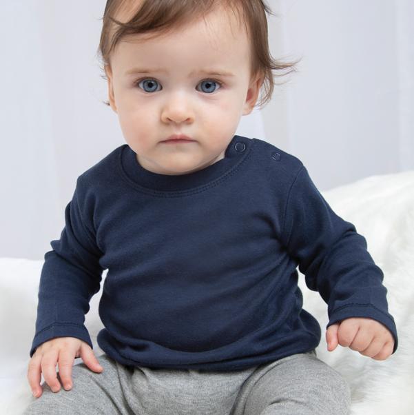 Baby Langarmshirt