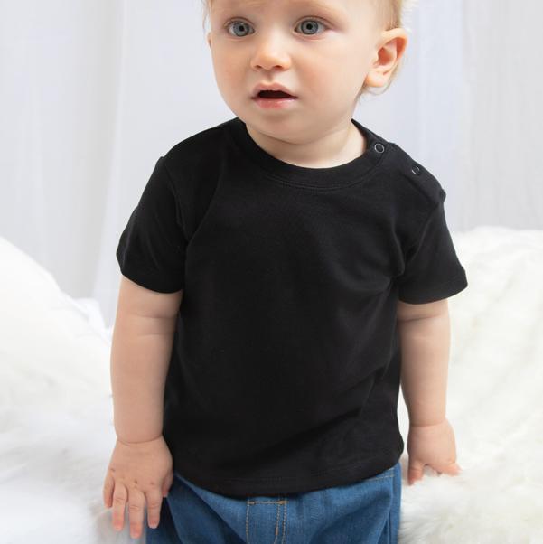 Babyshirt zum Besticken