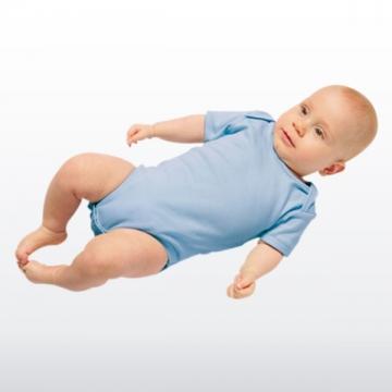 Baby Body   Rot | 0-3  Monate