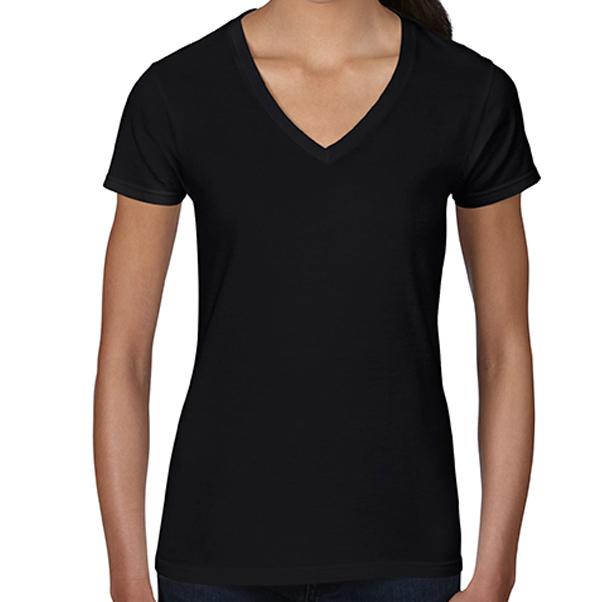 Damen T-Shirt V