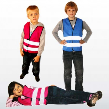 Funktionsweste für Kinder   Blau | S
