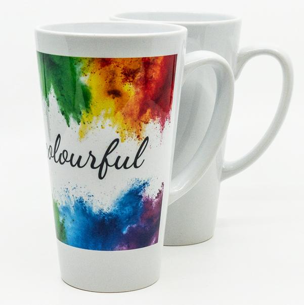 Tasse Latte Groß