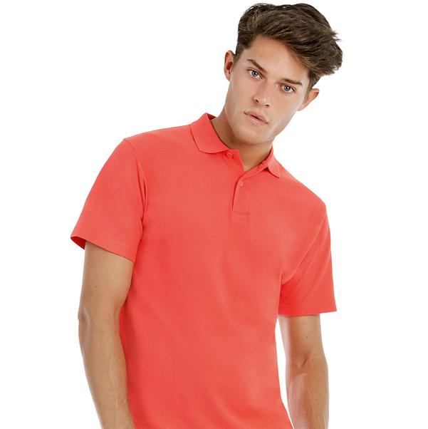 Herren Poloshirt   Blau   XS