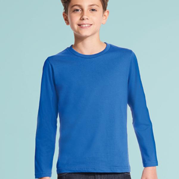 Kinder Langarm-Shirt