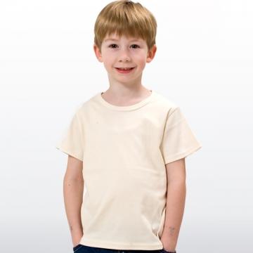 Kinder Organic T-Shirt   Dunkelblau | 4-5 Jahre
