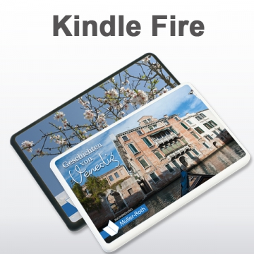Kindle Fire Schale   Schwarz | One Size