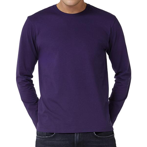 Männer Langarm Shirt