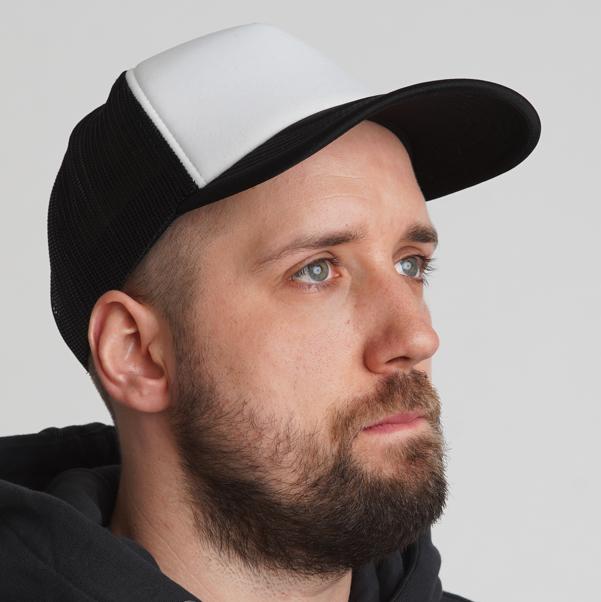 Rapper Netz Cap