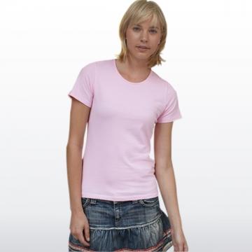 Lady Fit Shirt zum Besticken