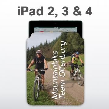 iPad Schiebehülle