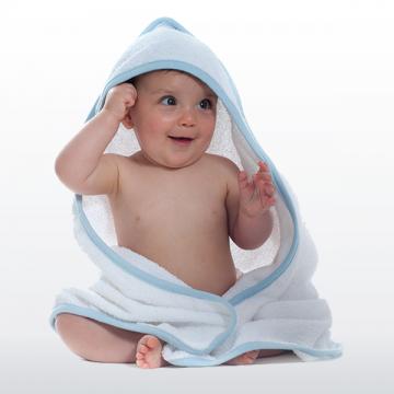 Baby Handtuch zum Besticken