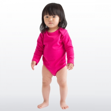 Baby Body mit langen Ärmeln