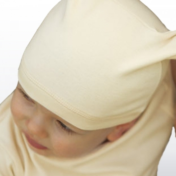 Neugeborenen Mütze Organic