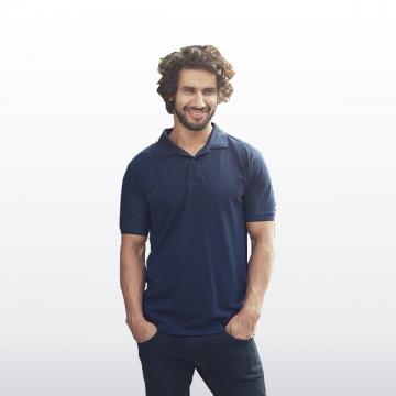 Fairtrade Männer Polo