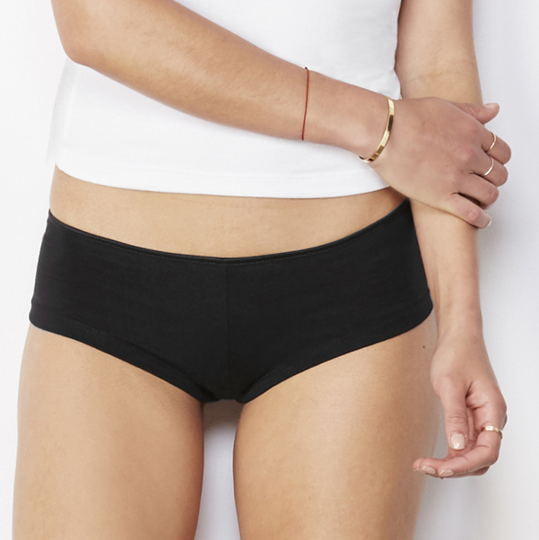 Frauen ohne unterhose