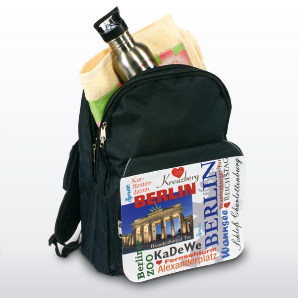 rucksack gestalten