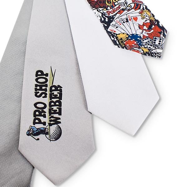 Krawatten Selbst Designen | Krawatte Bedrucken Lassen Einfach Mit Logo Der Firma Selber Gestalten